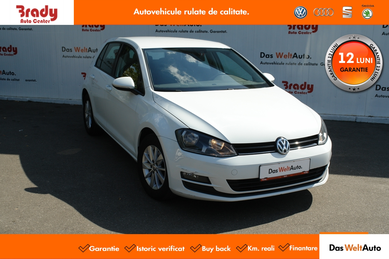 VW Golf CL 1.6 TDI / 105 CP
