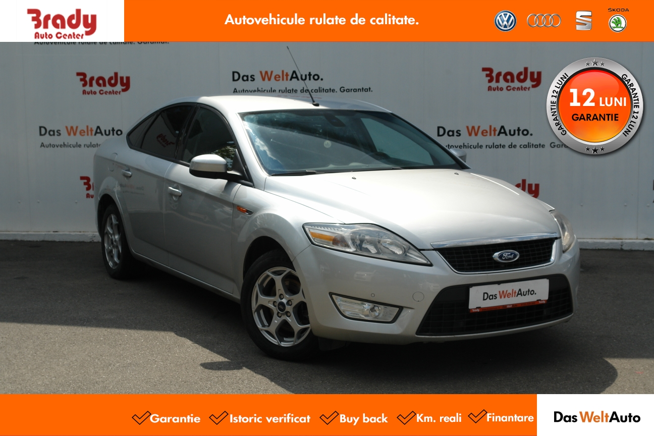 Ford Mondeo 1.6 / 125 CP