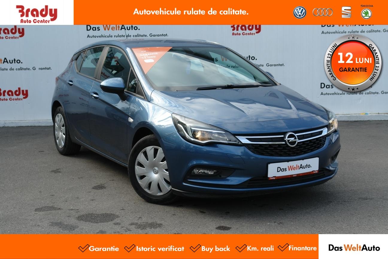 Opel Astra 1.4 MPI/100 CP