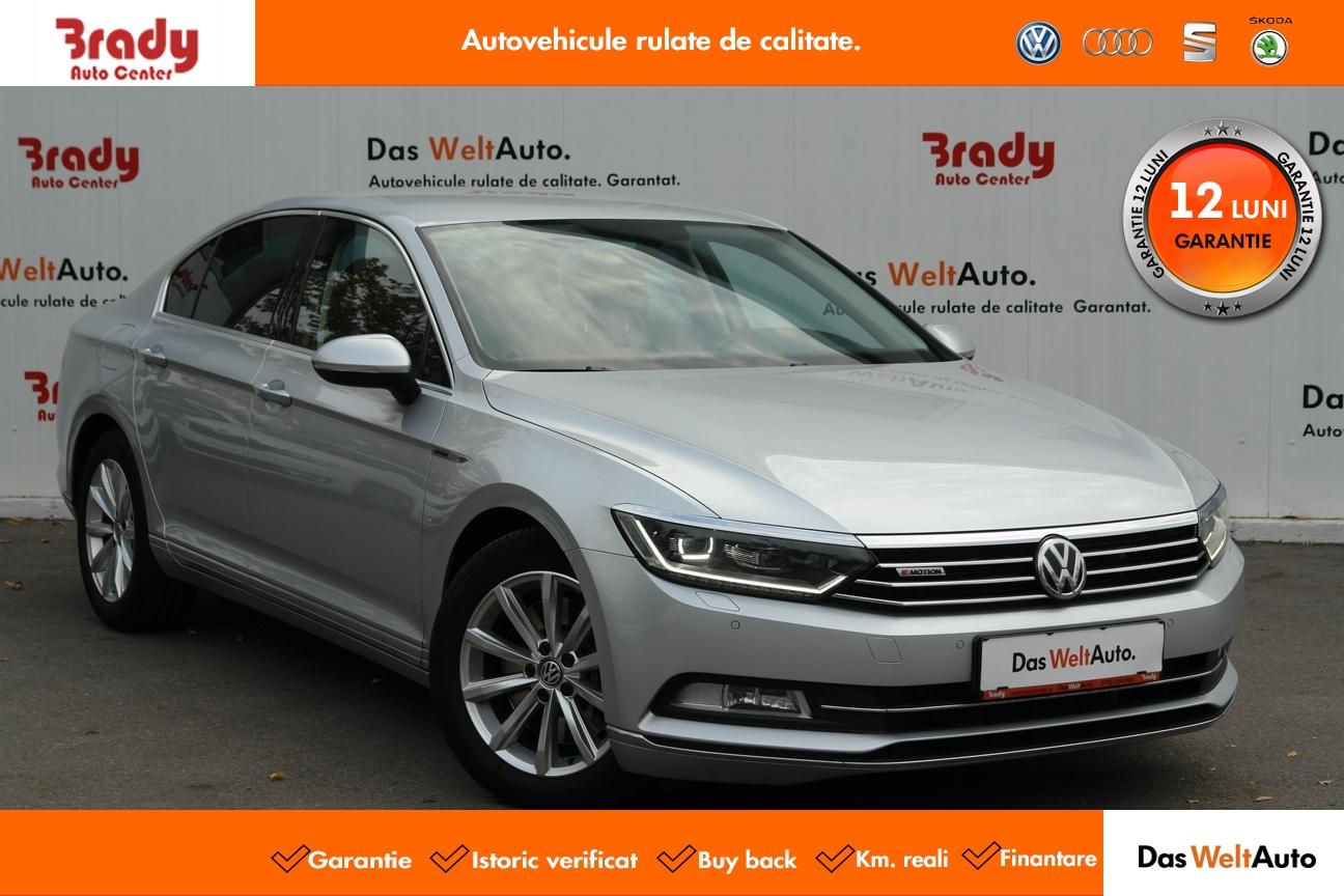 VW Passat 2.0 BITDI /239 CP