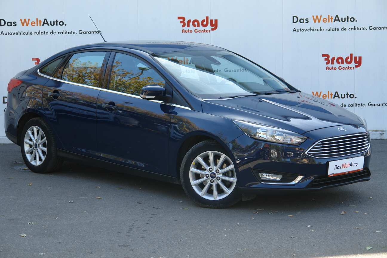 Ford Focus 1.6 MPI/120 CP