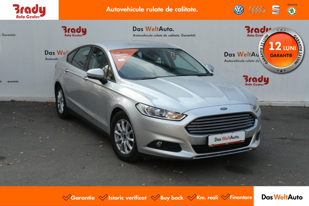 Ford Mondeo 1.5 TDCI / 120 CP