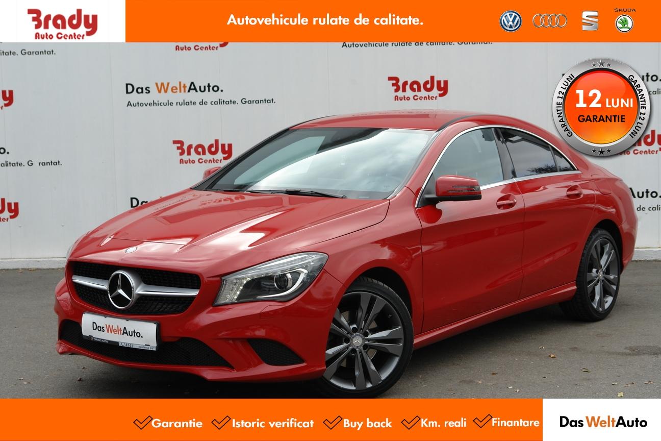 Mercedes-Benz CLA 200 CDI 2.2CDI/136CP