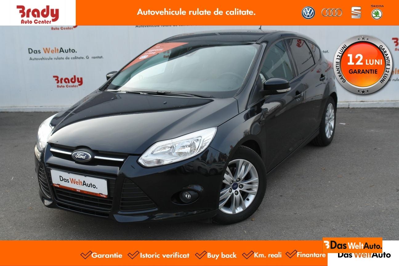 Ford Focus 1.6 MPI / 125CP