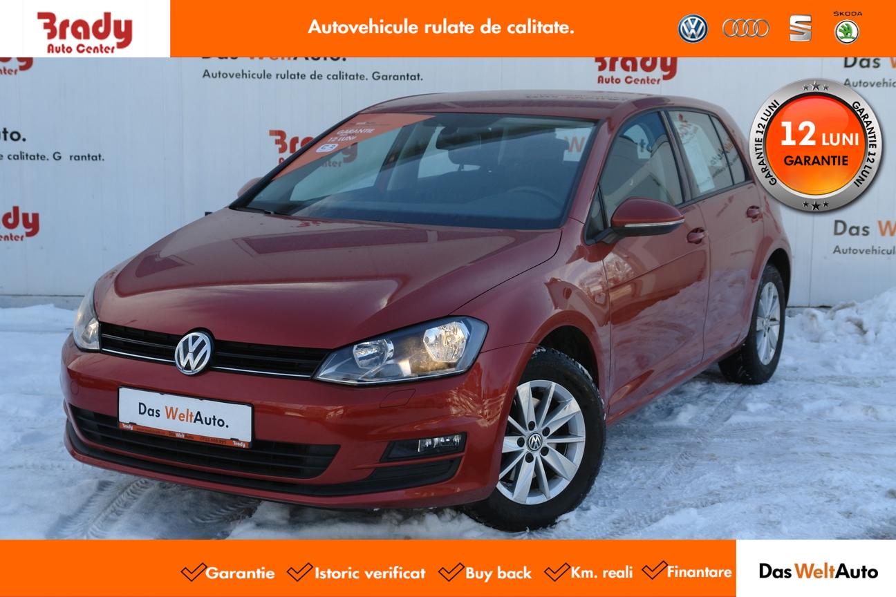 VW Golf 1.4TSI/122CP