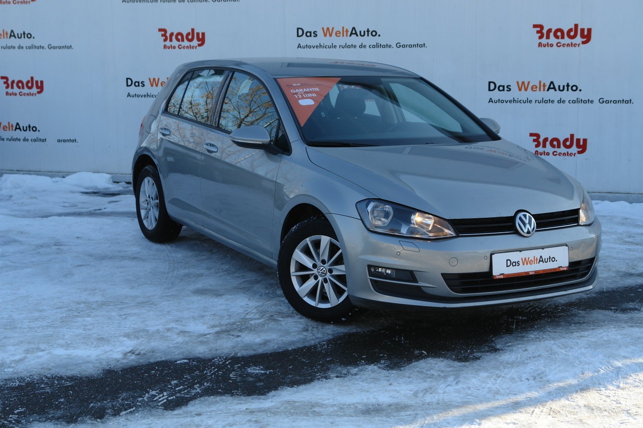 VW Golf 1.6TDI/105CP