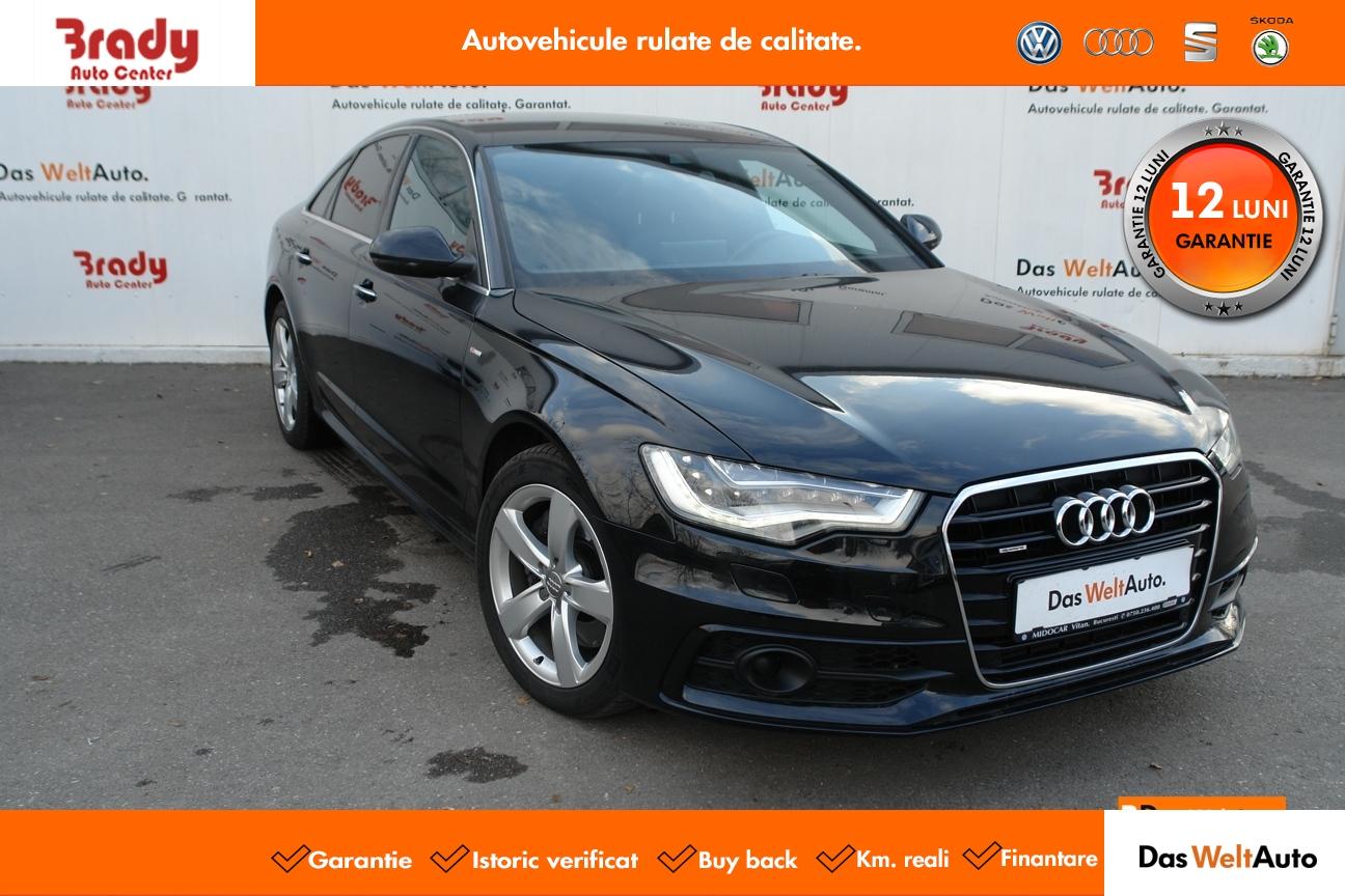 Audi A6 3.0 TDI /245 CP