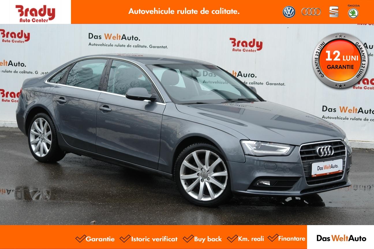 Audi A4 2.0TDI /150CP