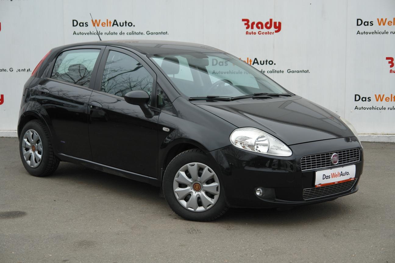 Fiat Punto 1.25 /75 CP