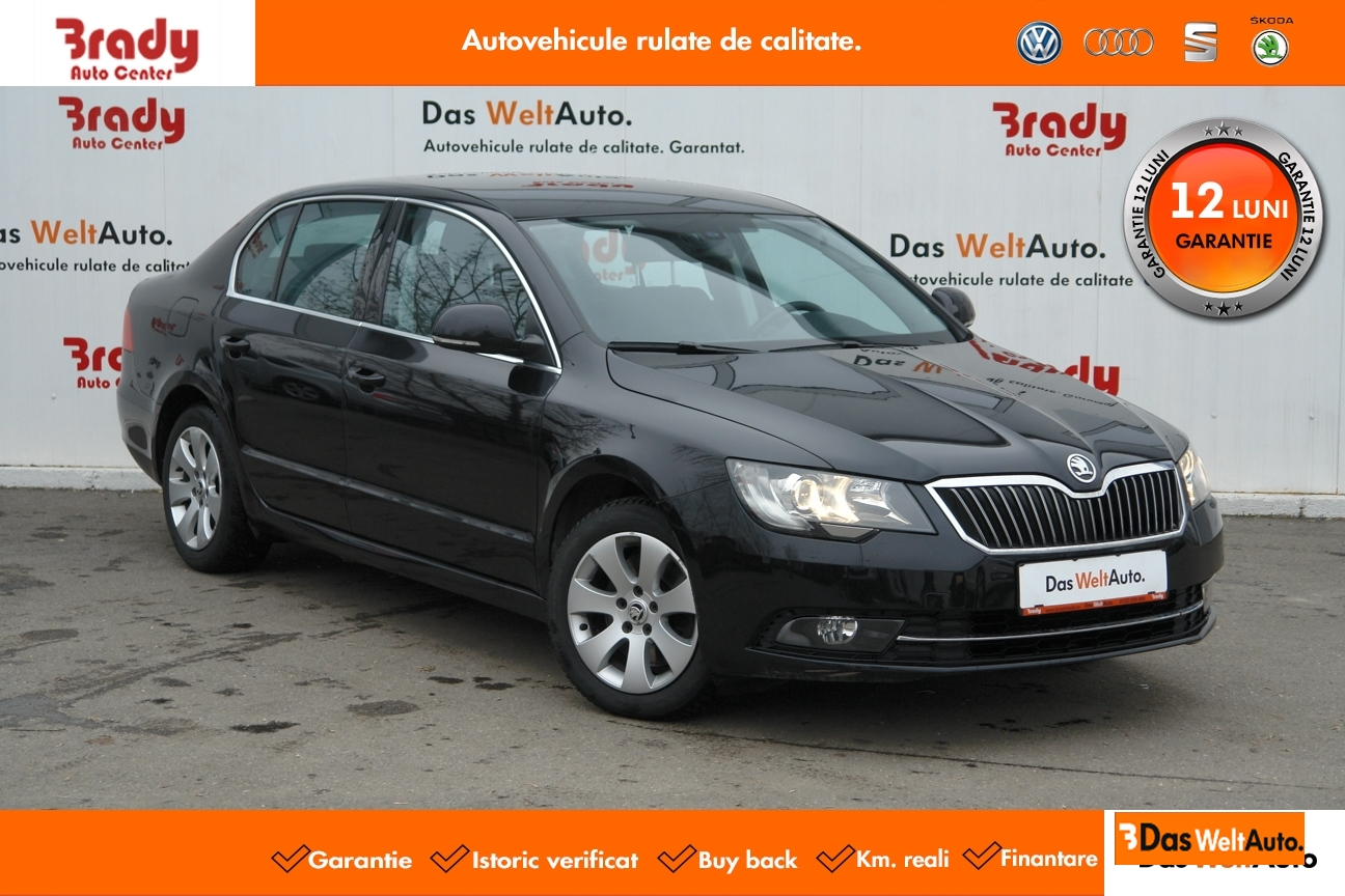 Skoda Superb 2.0 TDI /140 CP