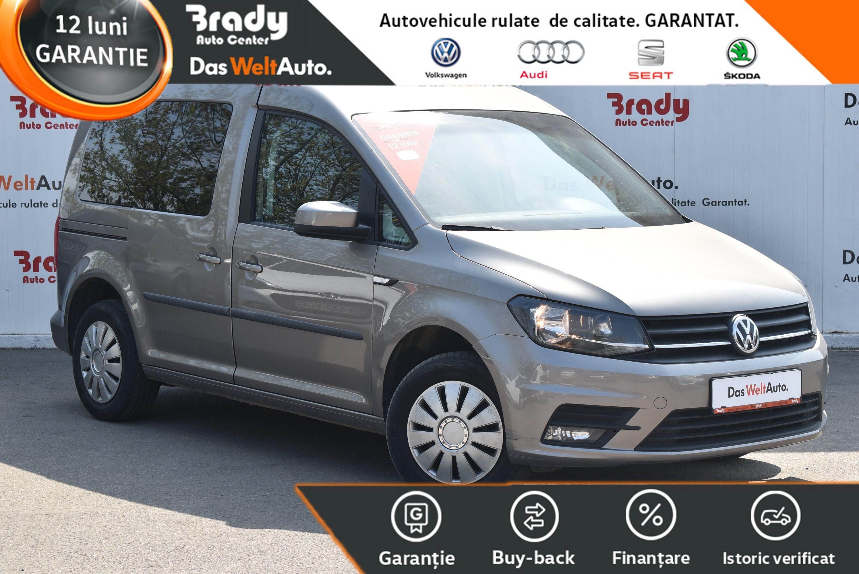 VW Caddy 2.0 TDI /105 CP