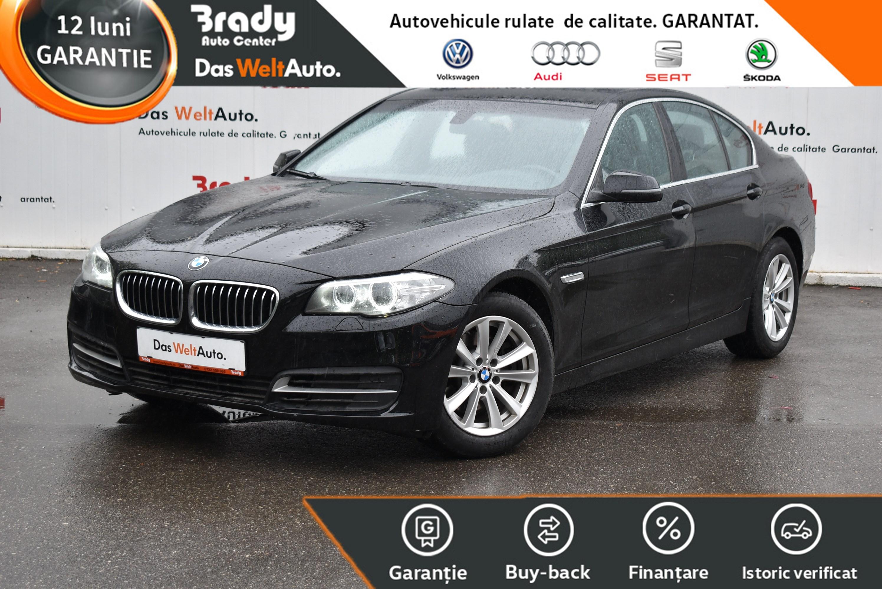 BMW 518 D 2.0 D / 150 CP