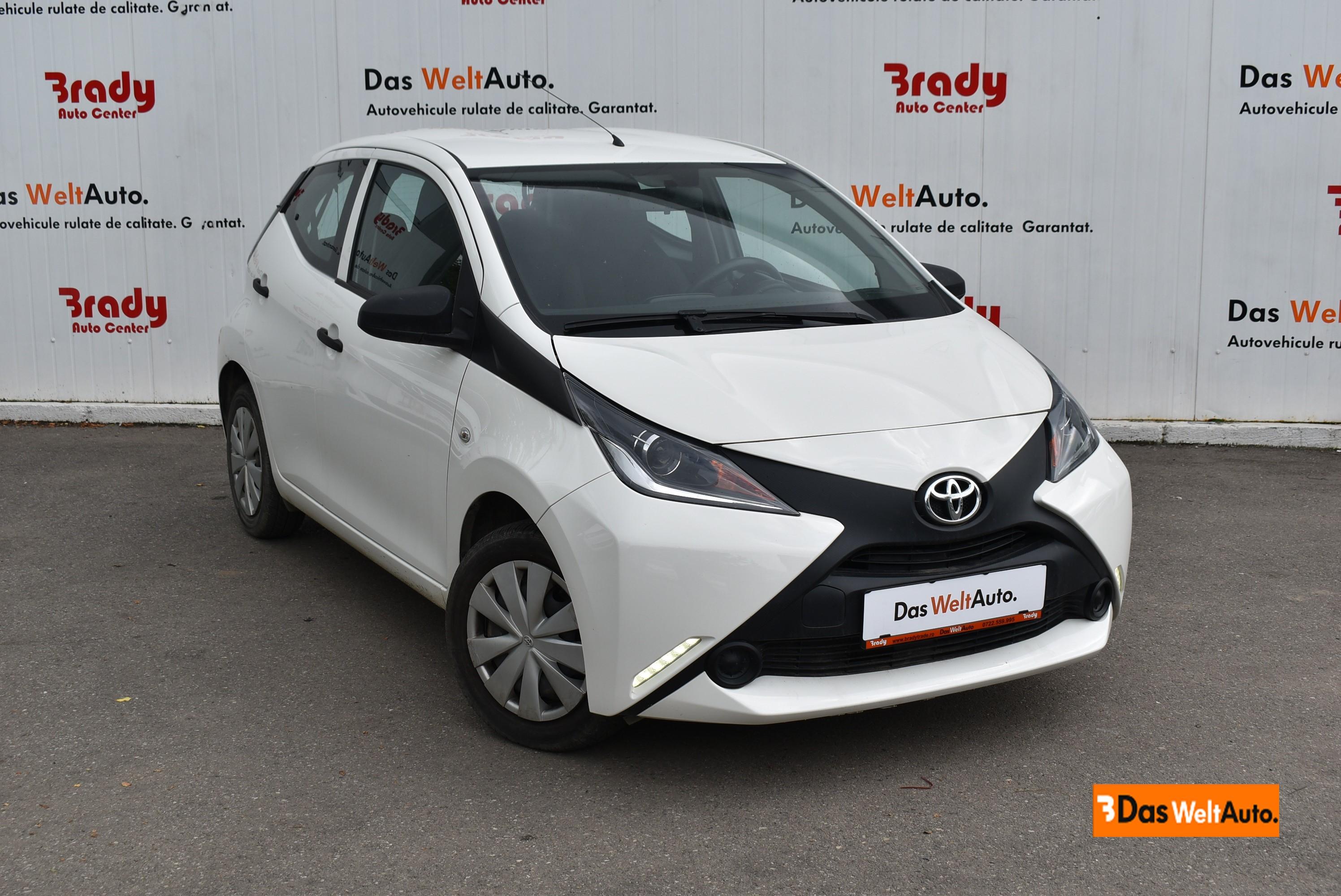 Toyota Aygo 1.0 VVT-I/70CP