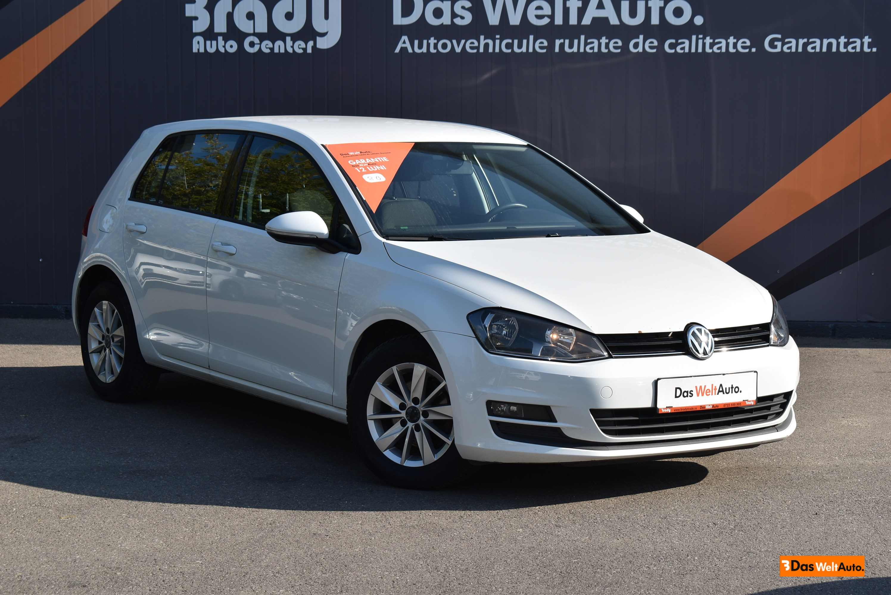 VW Golf 1.6 TDI/105CP