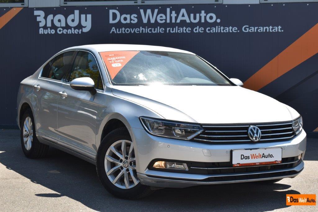 VW Passat 2.0 TDI /190 CP