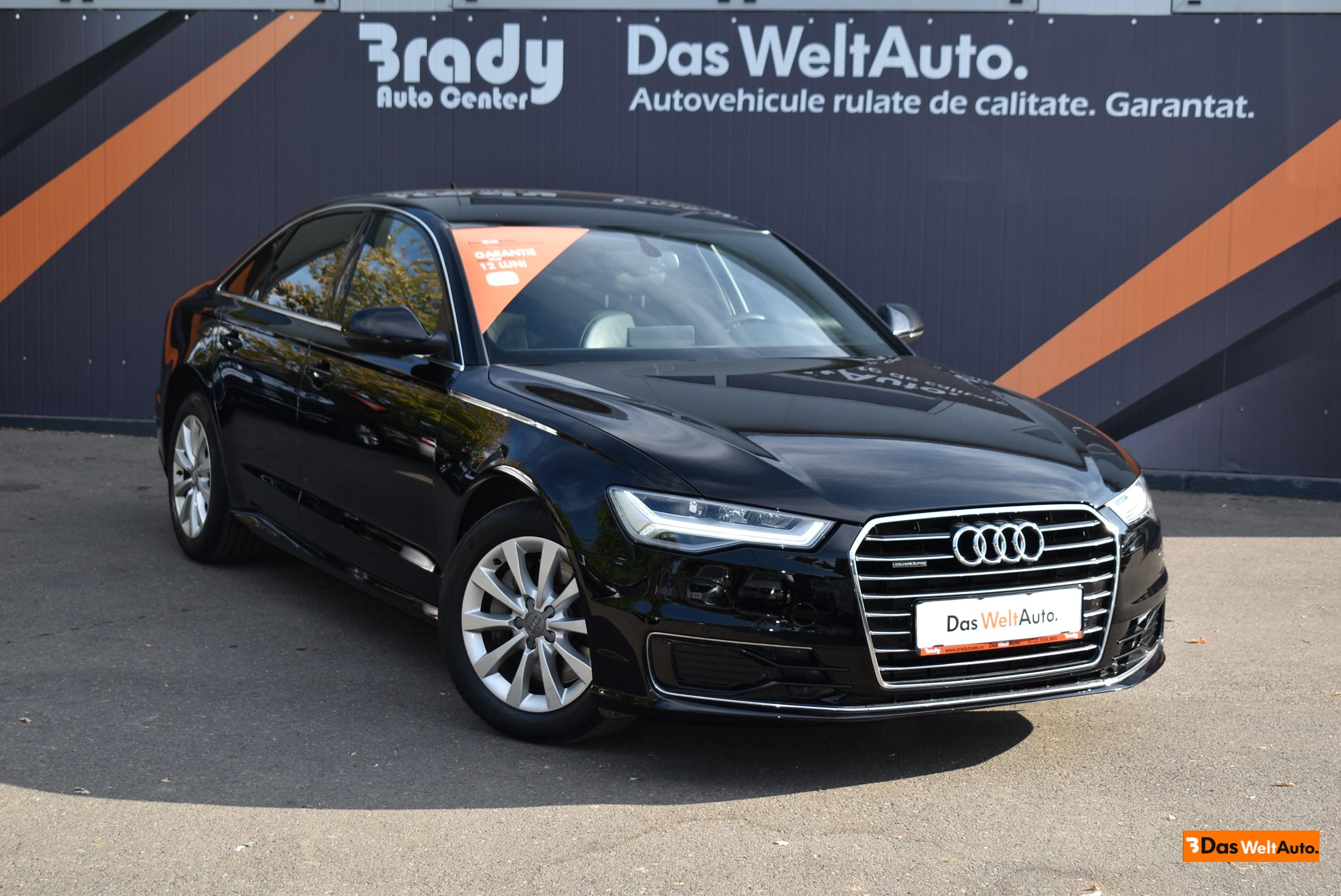 Audi A6 3.0TDI/204CP