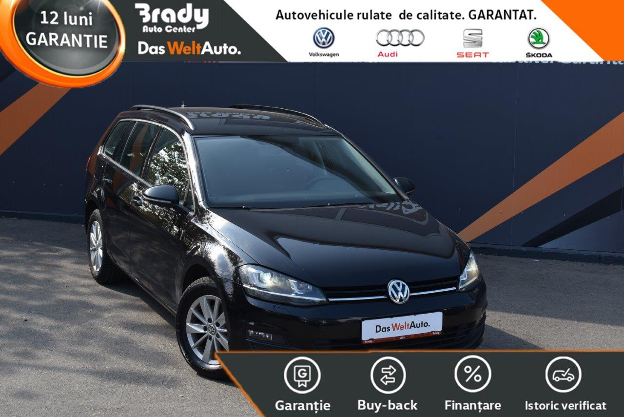 VW Golf 1.6 tdi/110CP DSG