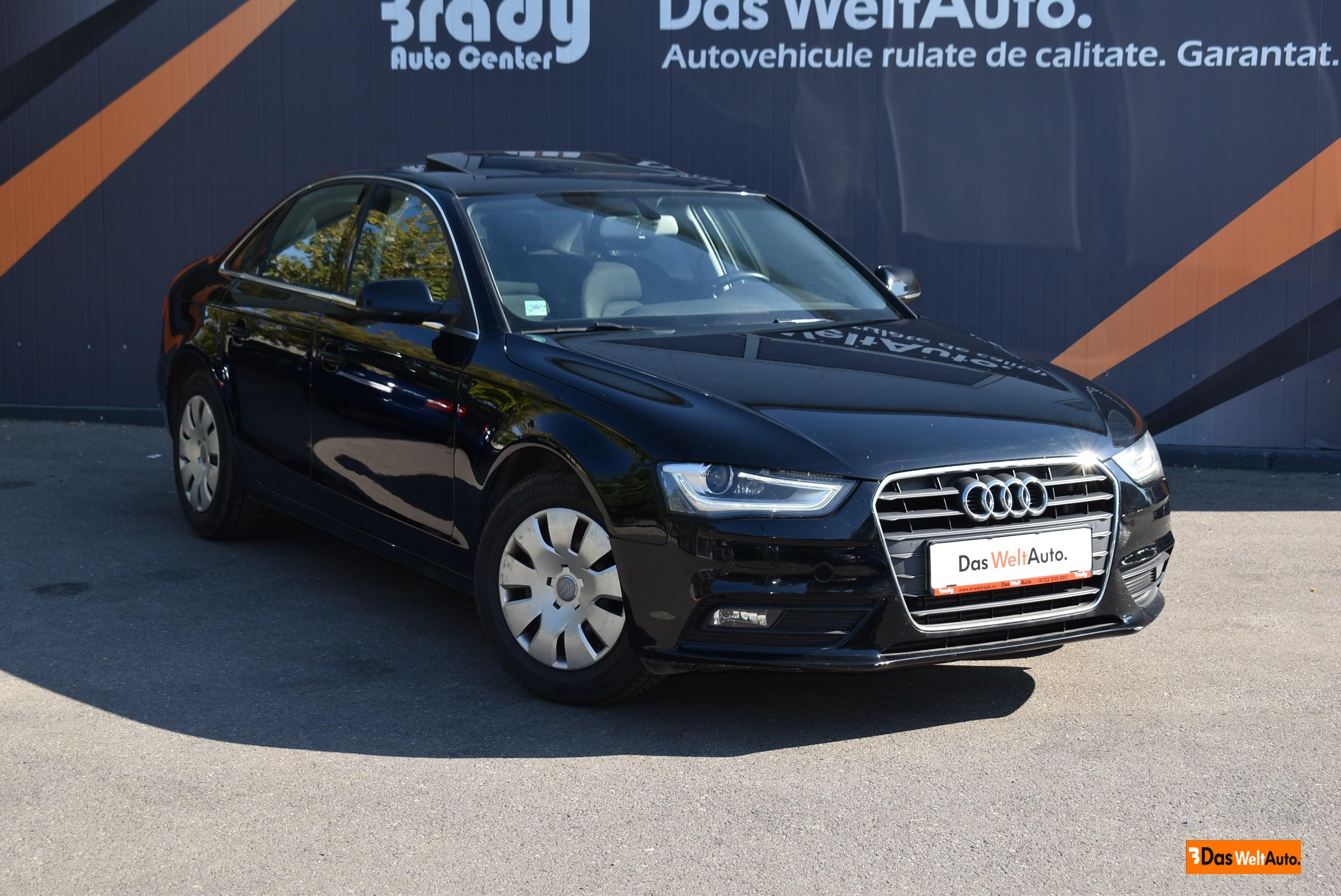 Audi A4 2.0TDI/143CP