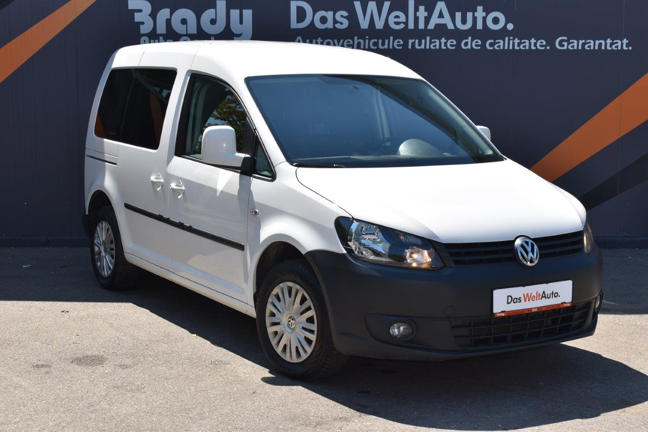 VW Caddy1.6 TDI /75 CP