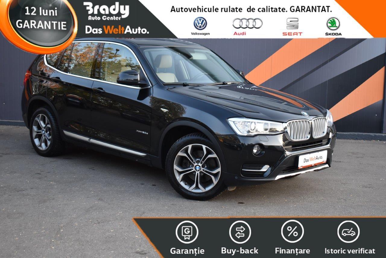 BMW X3 XDRIVE XLINE 2.0D /190 CP
