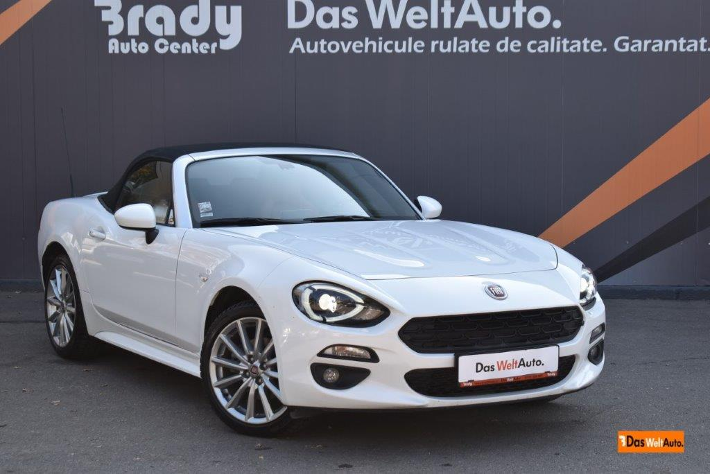Fiat 124 Spider 1.4turbo / 140 CP