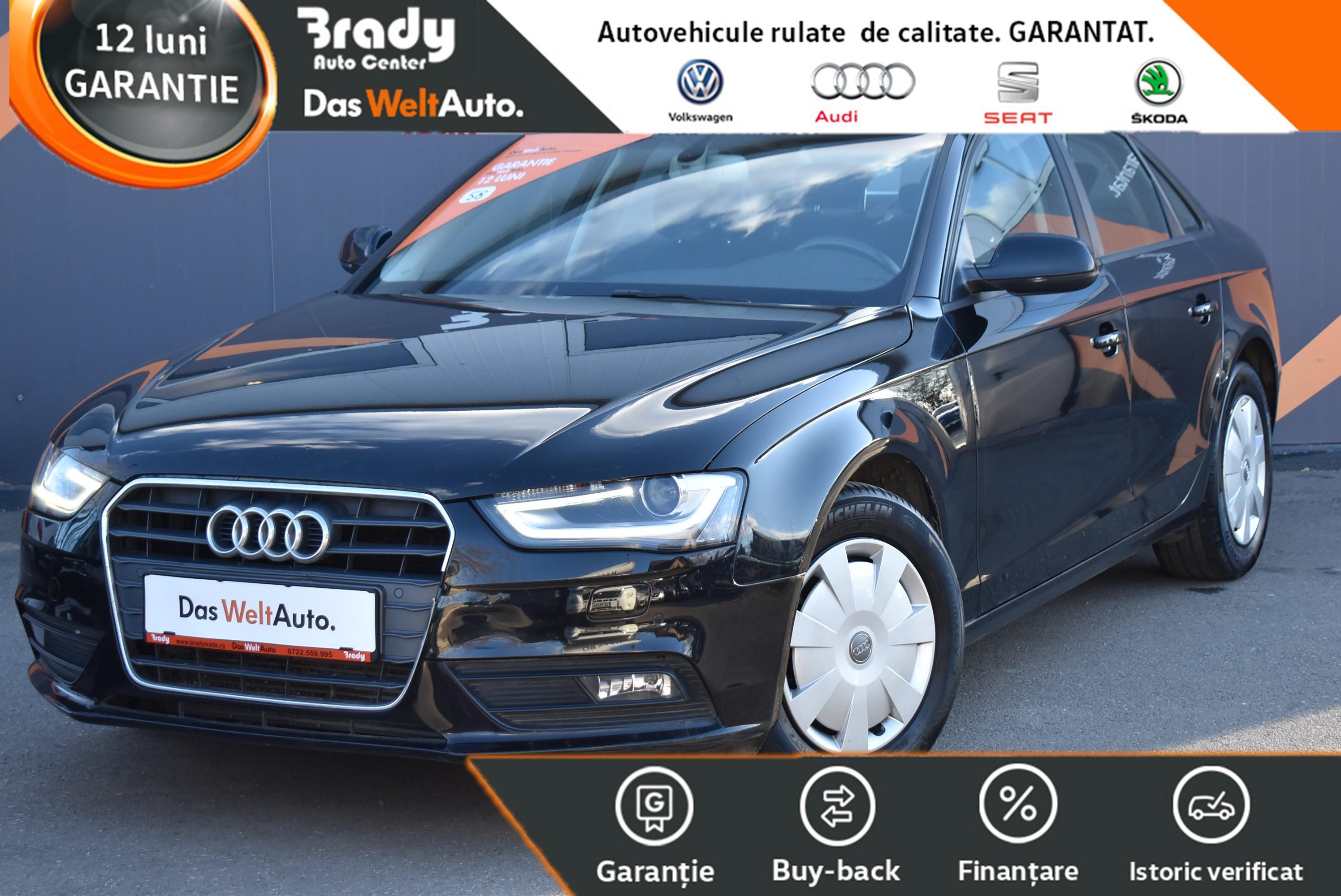 Audi A4 2.0 TDI / 150 CP