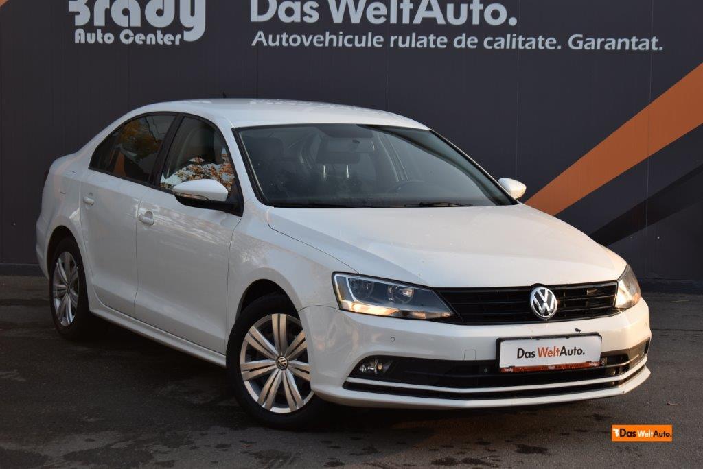 VW Jetta 2.0TDI/110CP