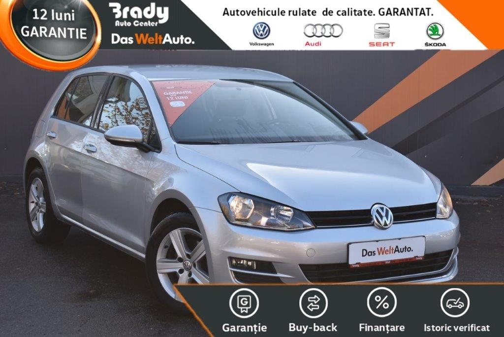 VW Golf 1.6 TDI/110CP