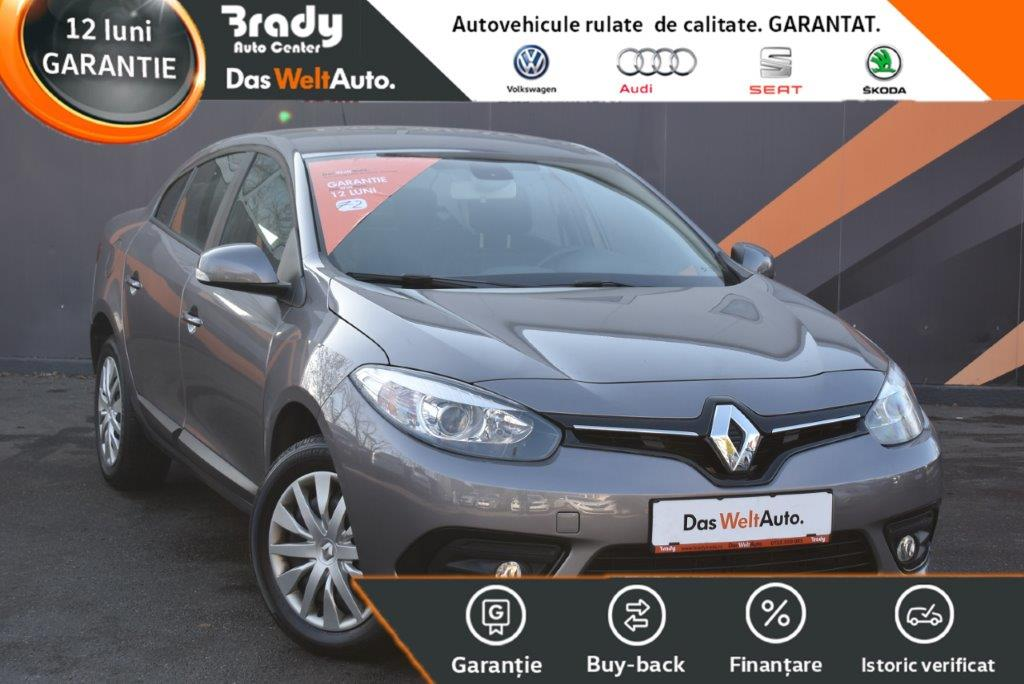 Renault Fluence 1.6 / 110 CP
