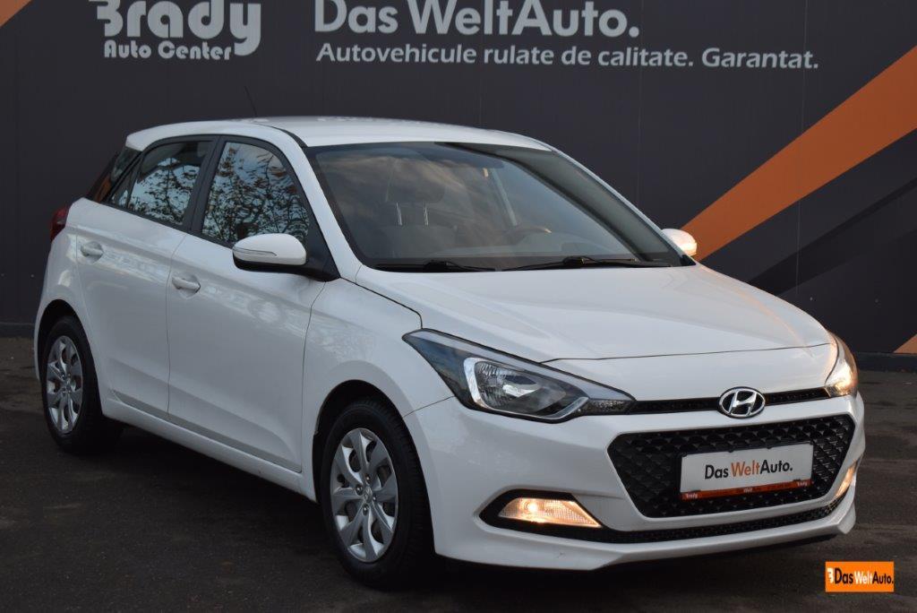 Hyundai I20 1.25 MPI/85CP