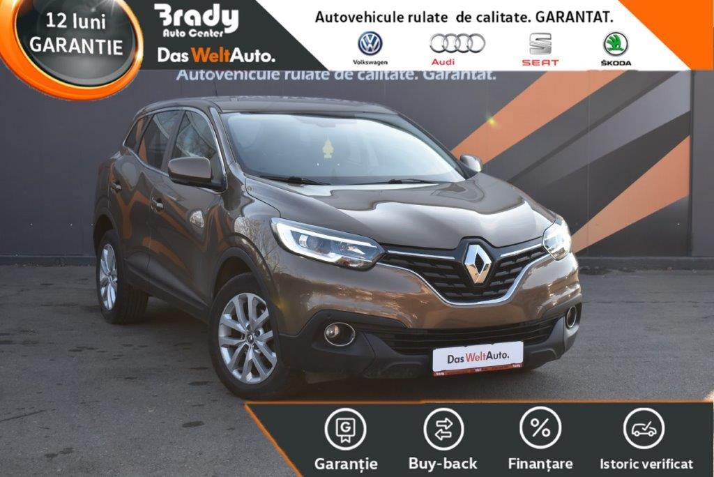 Renault Kadjar1.6 DCI/130 CP 4X4