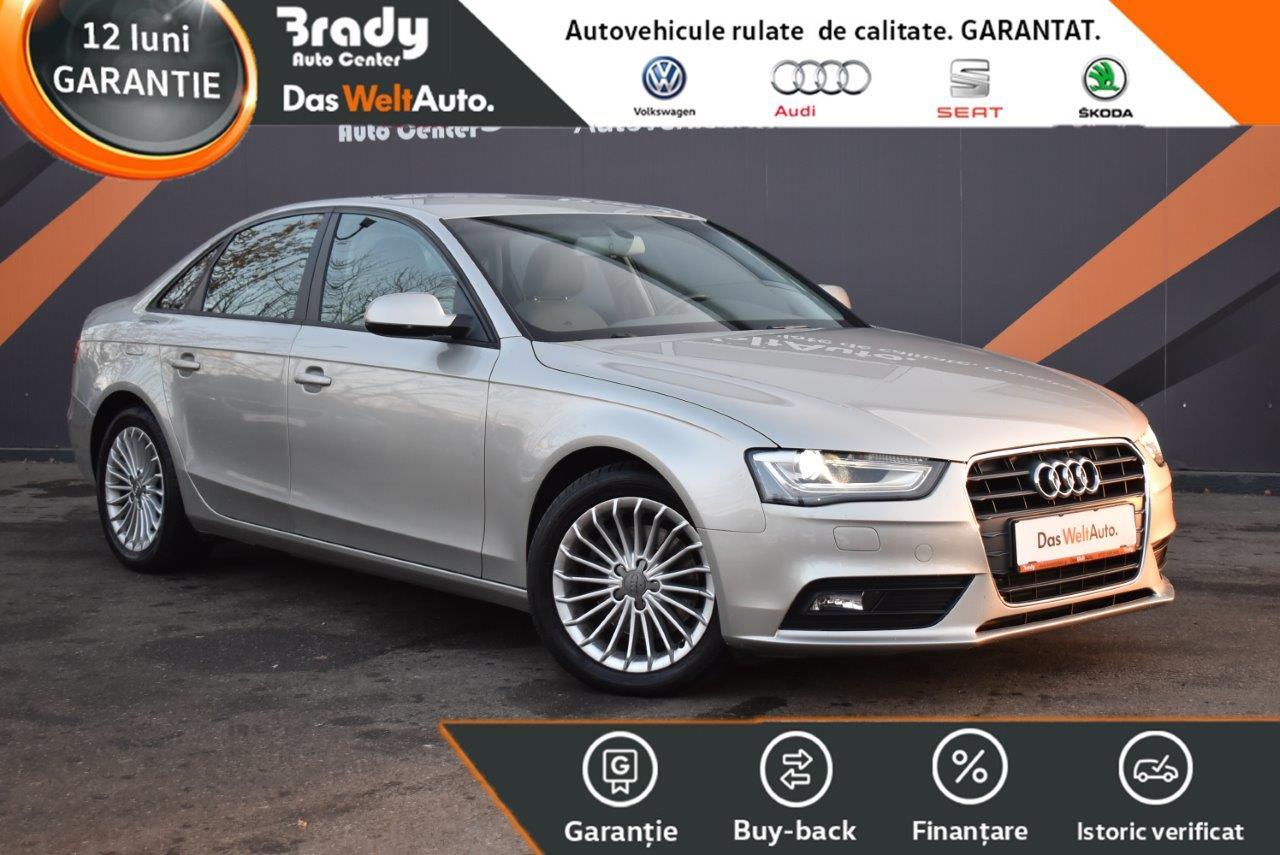 Audi A4 2.0TDI / 143CP