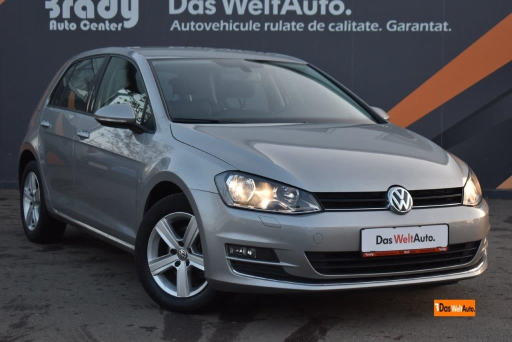VW Golf 7 HL 1.6 TDI /110 CP