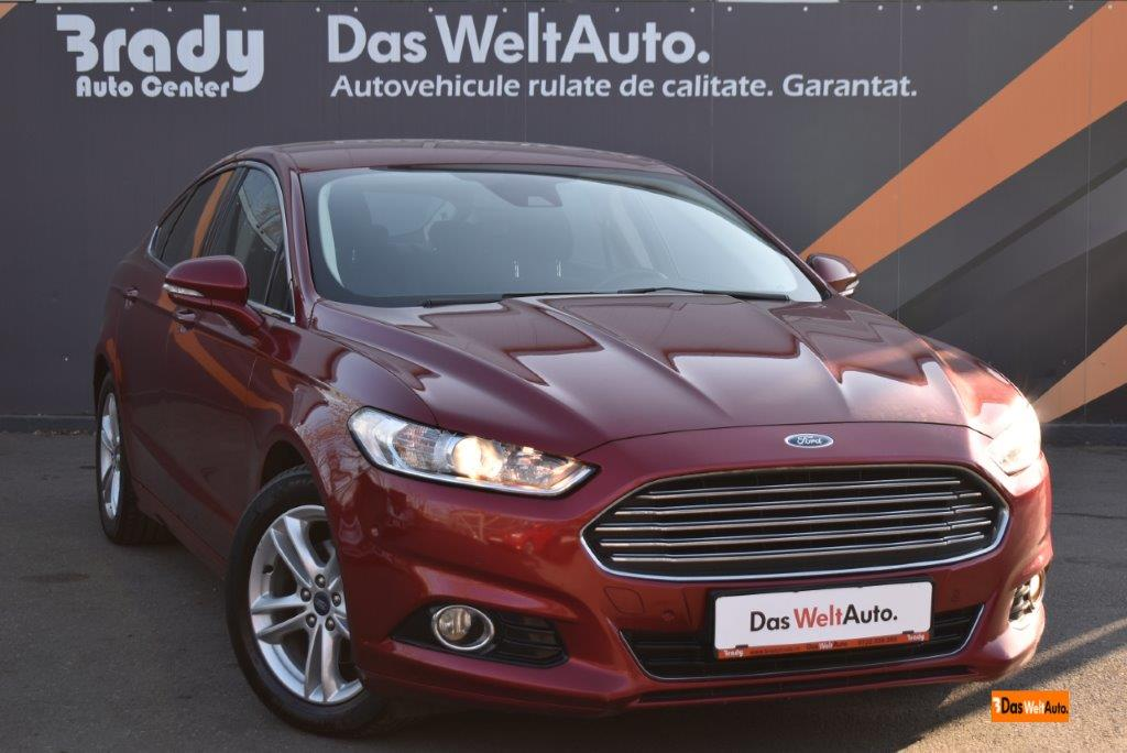 Ford Mondeo 2.0 TDCI / 150 CP