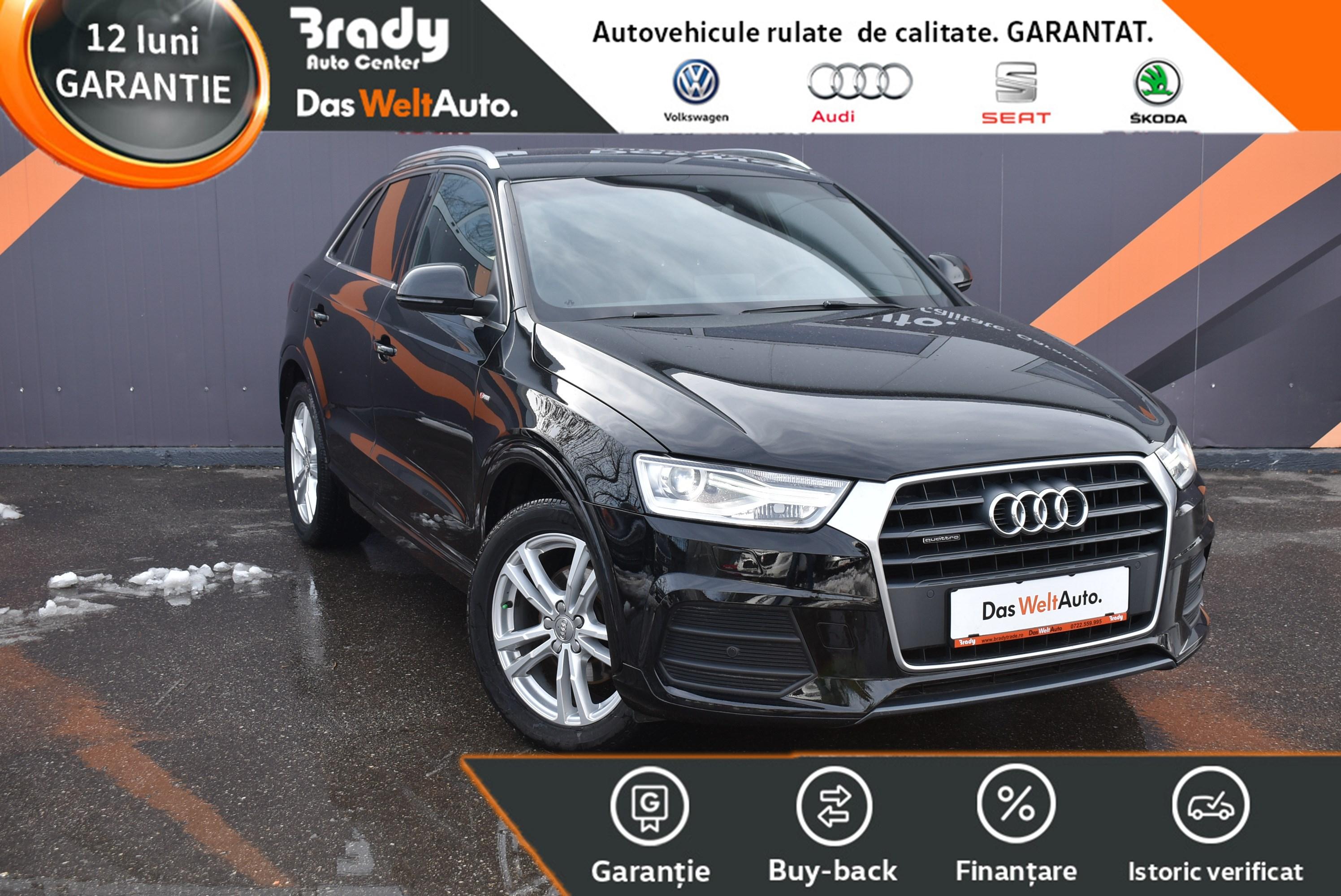 Audi Q3 2.0 TDI/150 CP