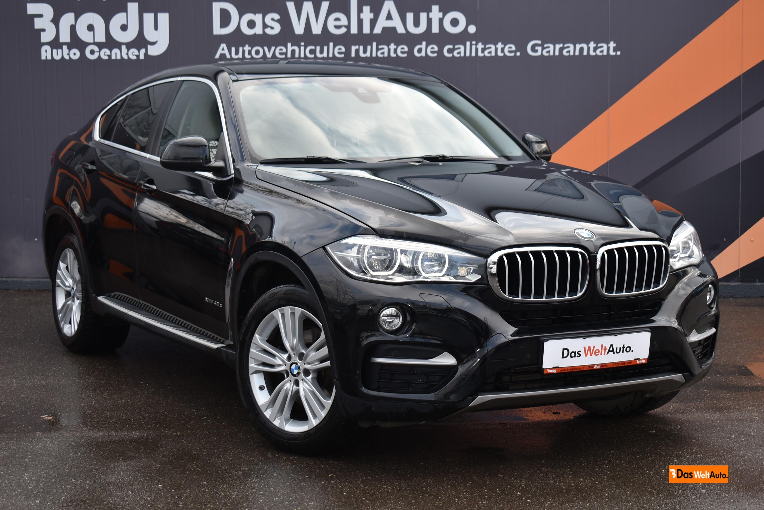 BMW X6 XDRIVE 3.0D / 313 CP