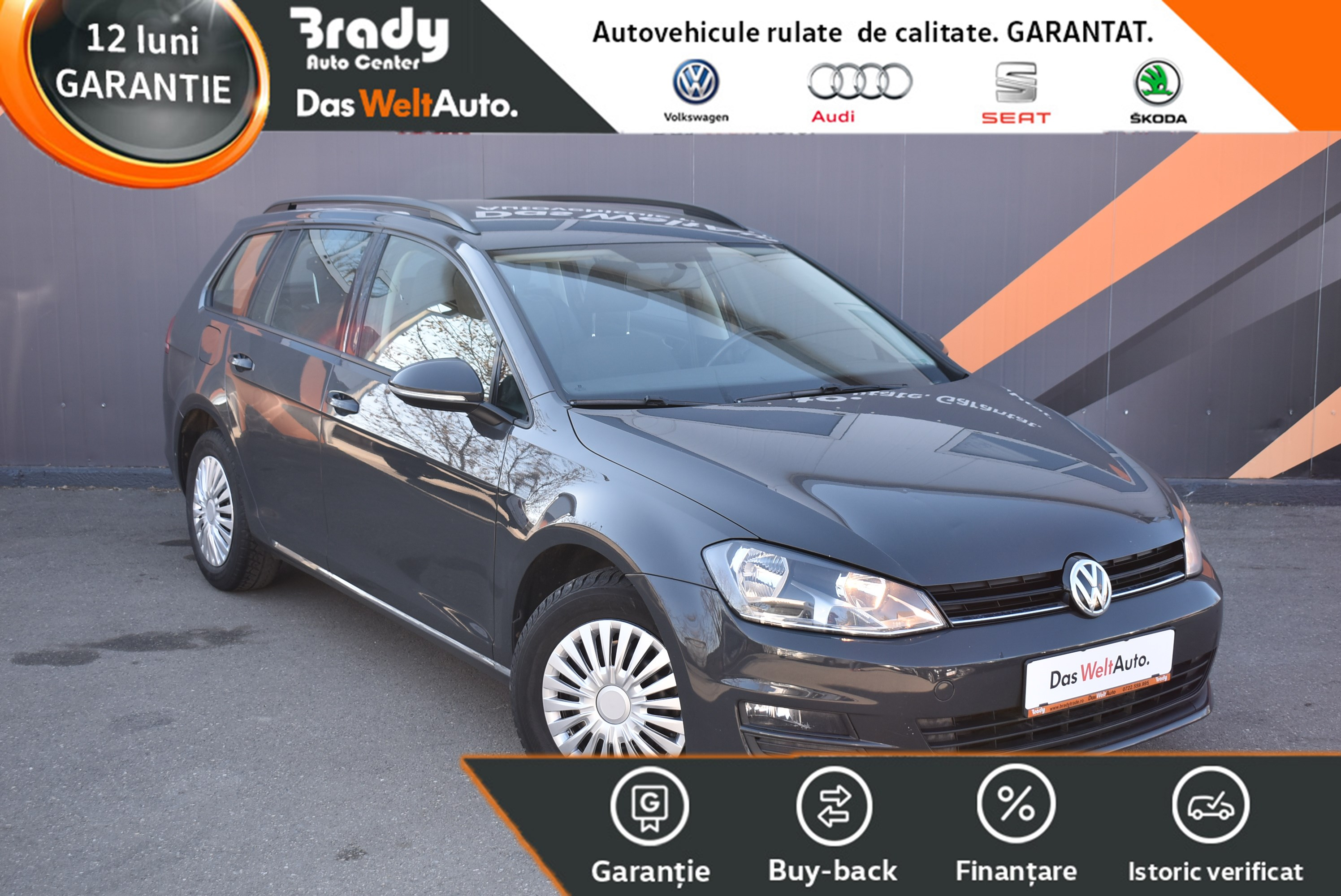 VW Golf 2.0 TDI /150 CP