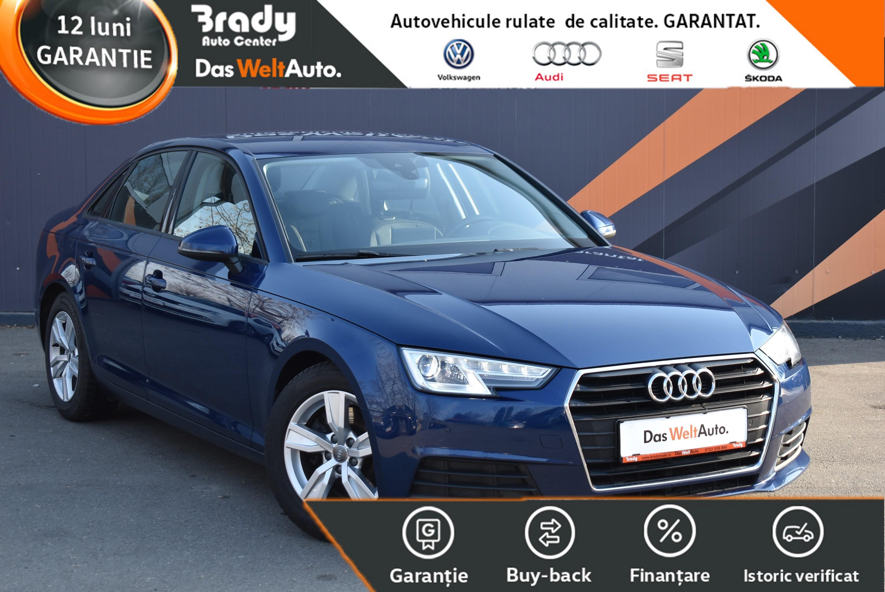Audi A4 2.0TDI / 150CP