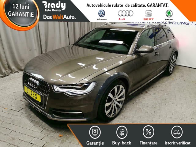 Audi A6 Allroad 3.0TDI/313CP