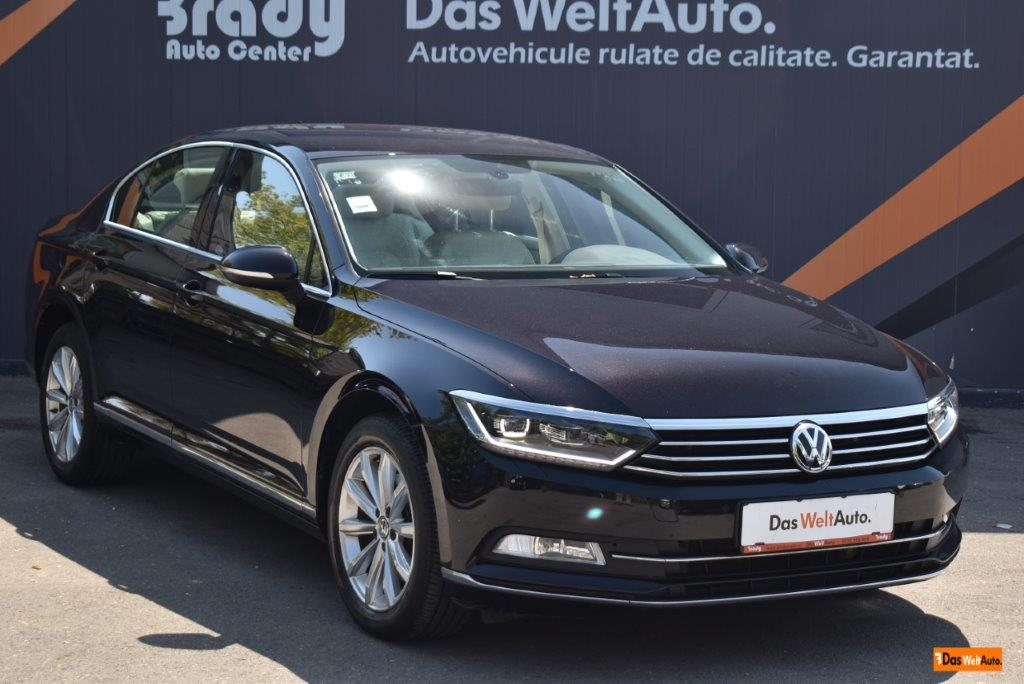 VW Passat HL 2.0 TDI / 150 CP