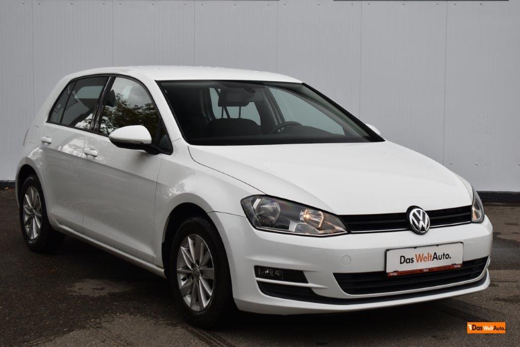 VW Golf 7 1.6 TDI /110 CP