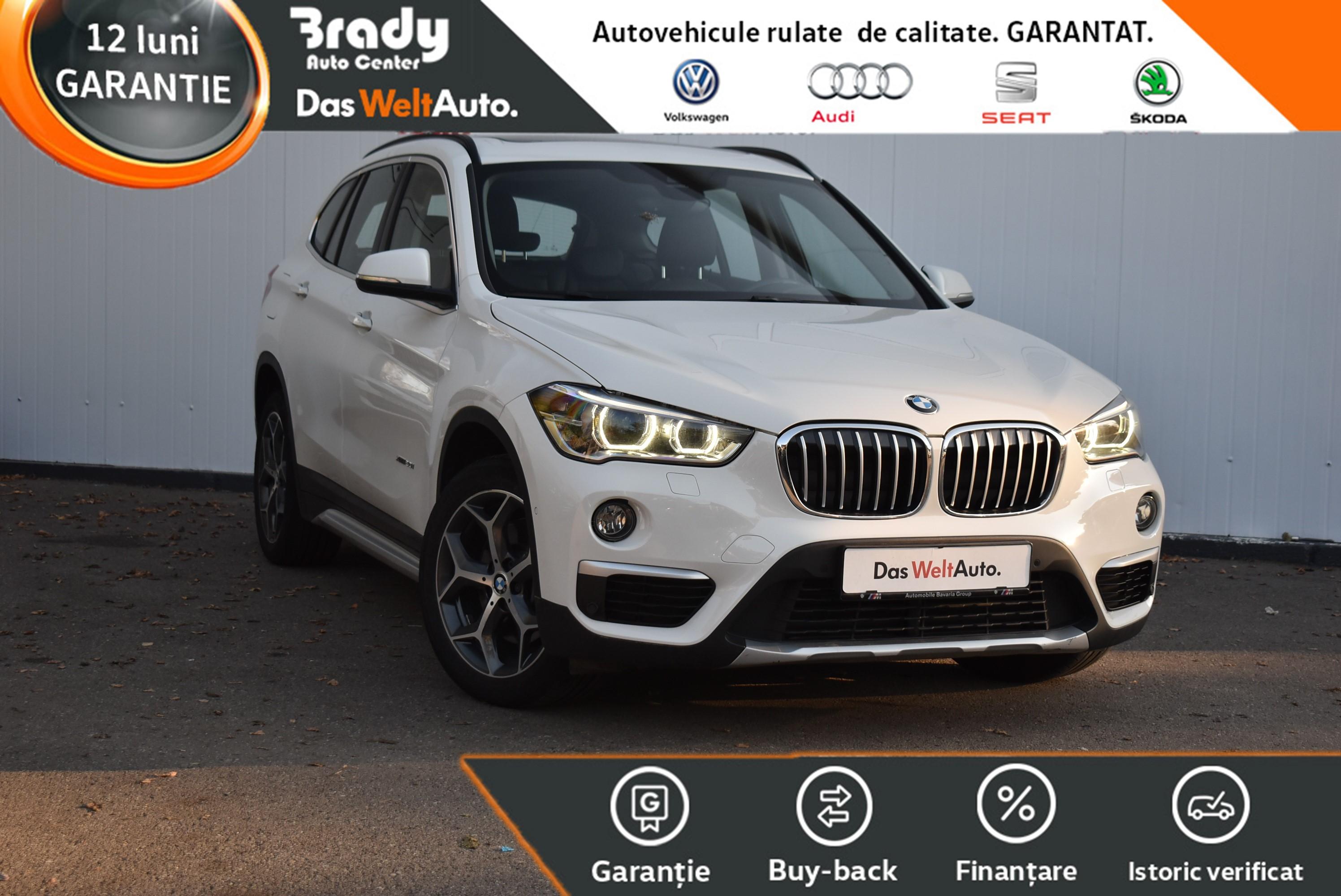 BMW X3 2.0 i / 192 CP