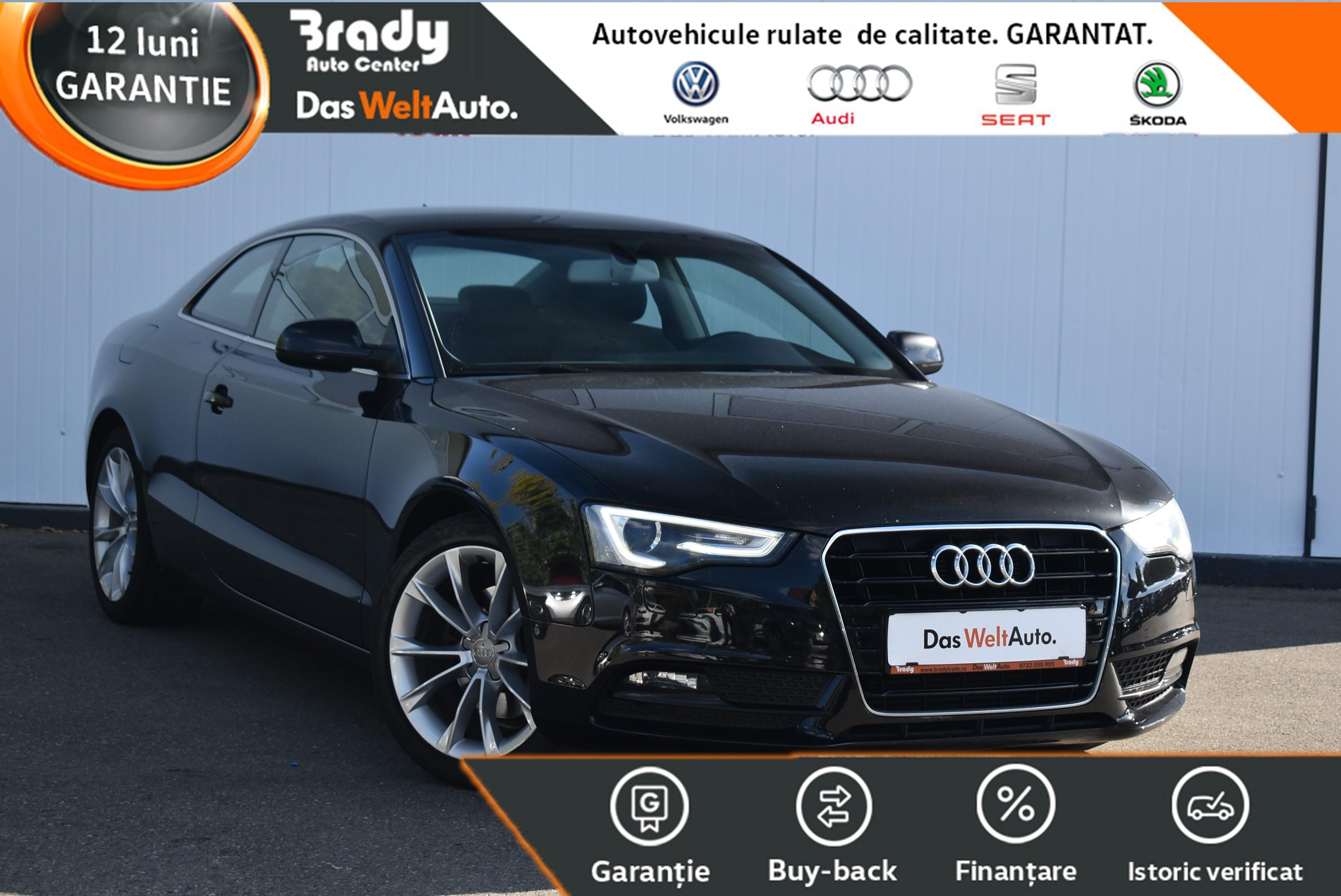 Audi A5 1.8TFSI/170CP