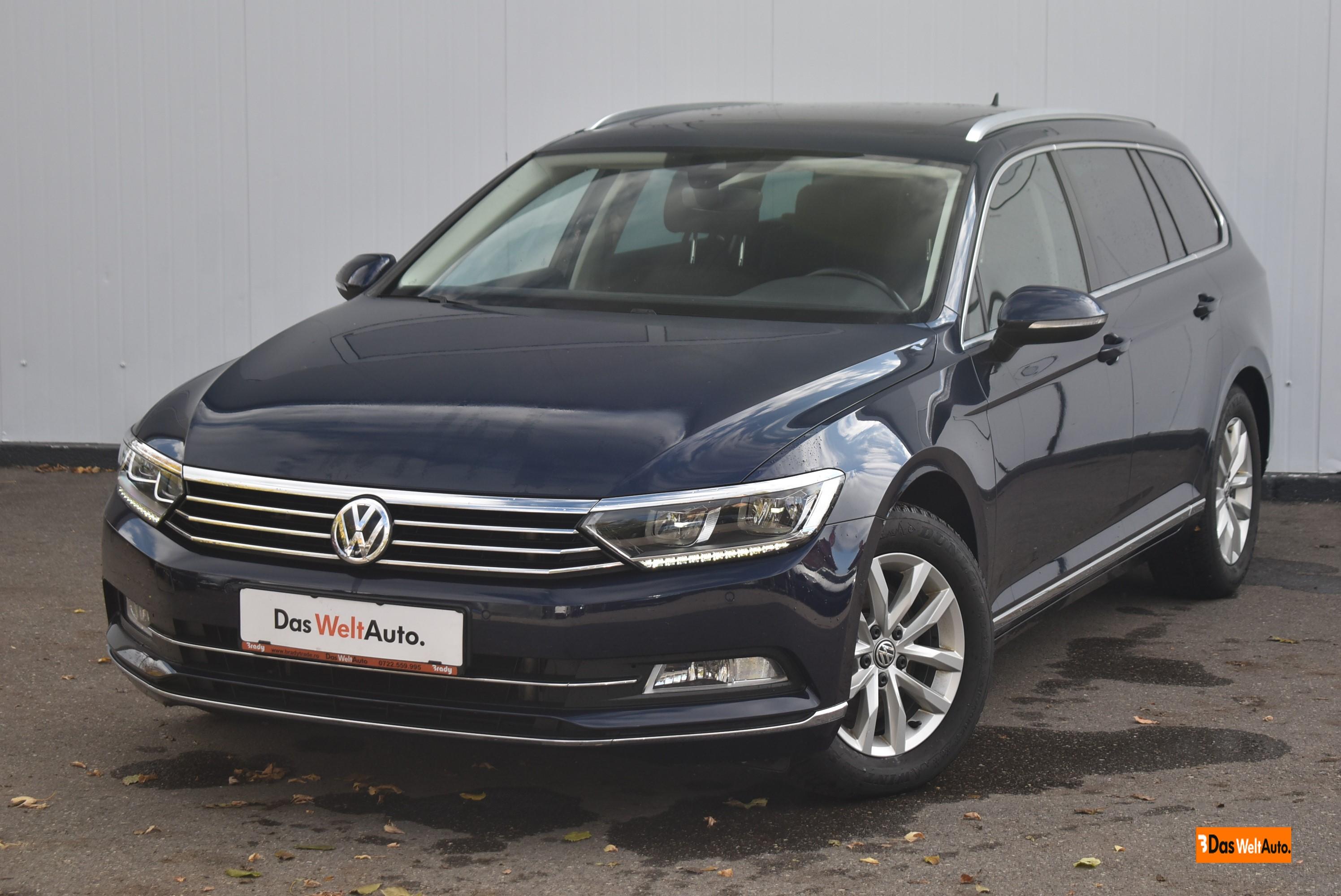 Volkswagen Passat Variant HL 2.0TDI