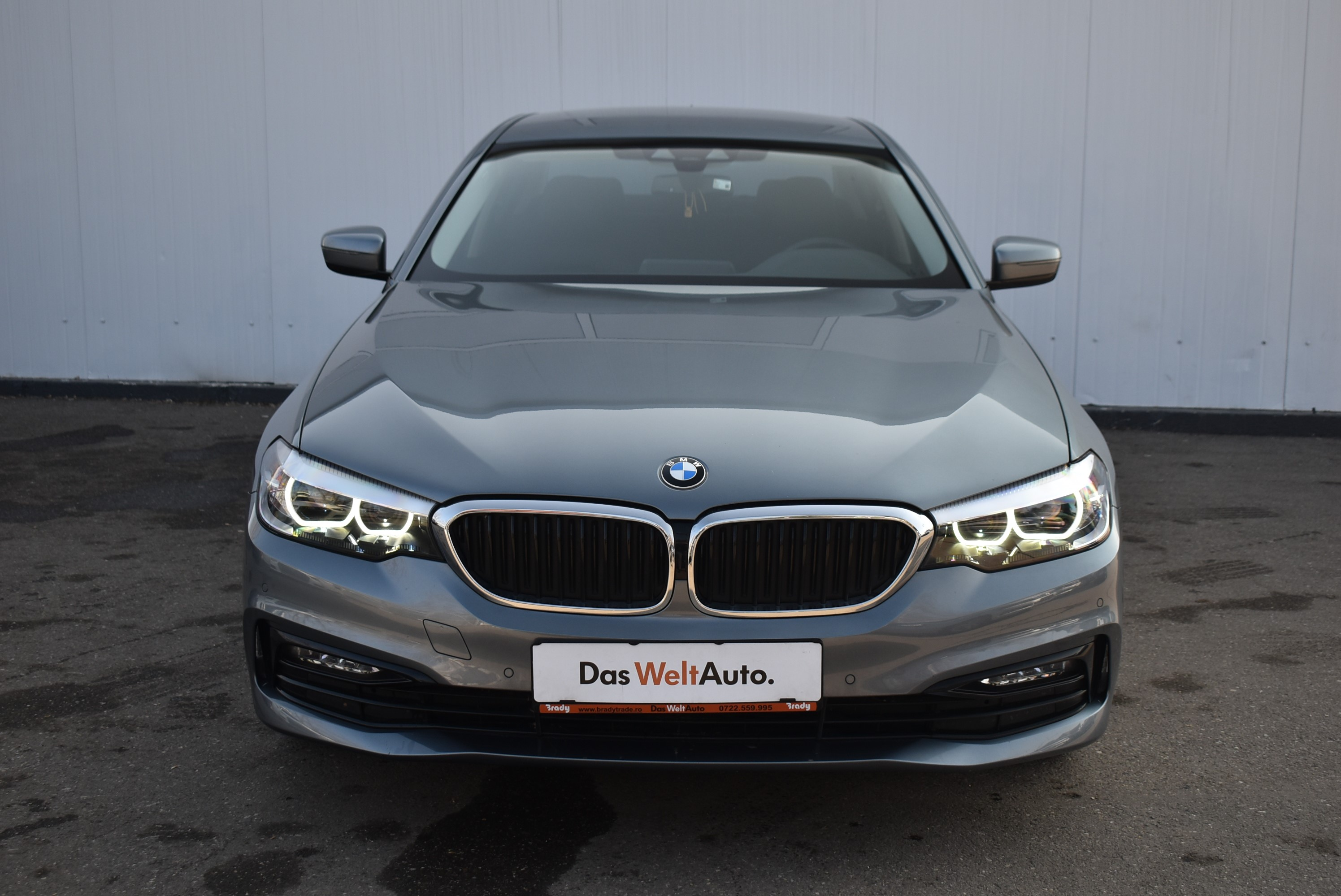 BMW 520 2.0 / 190 CP