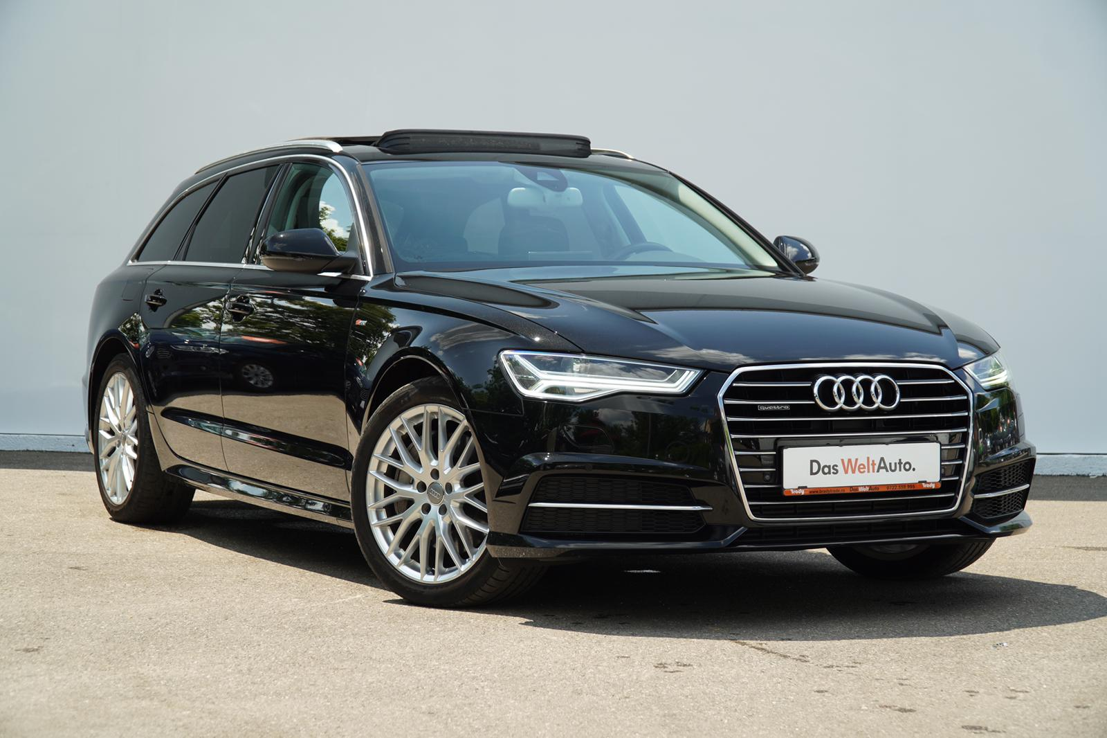 Audi A6 Avant 3.0TDI / 320CP