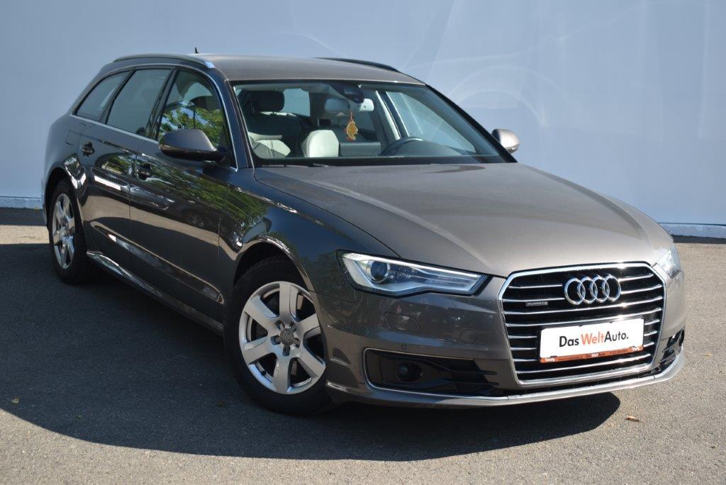 Audi A6 3.0 TDI / 218 CP