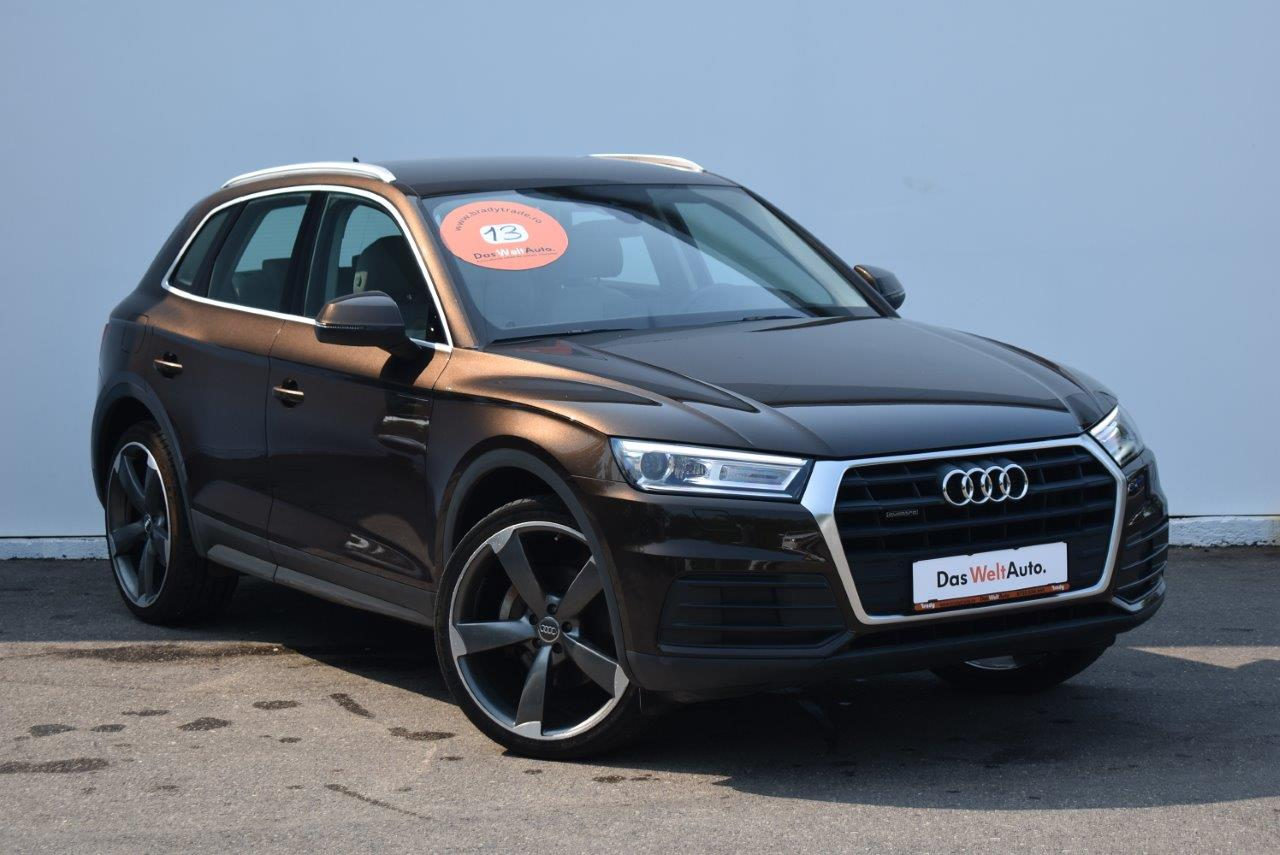 Audi Q5 2.0TDI/190CP