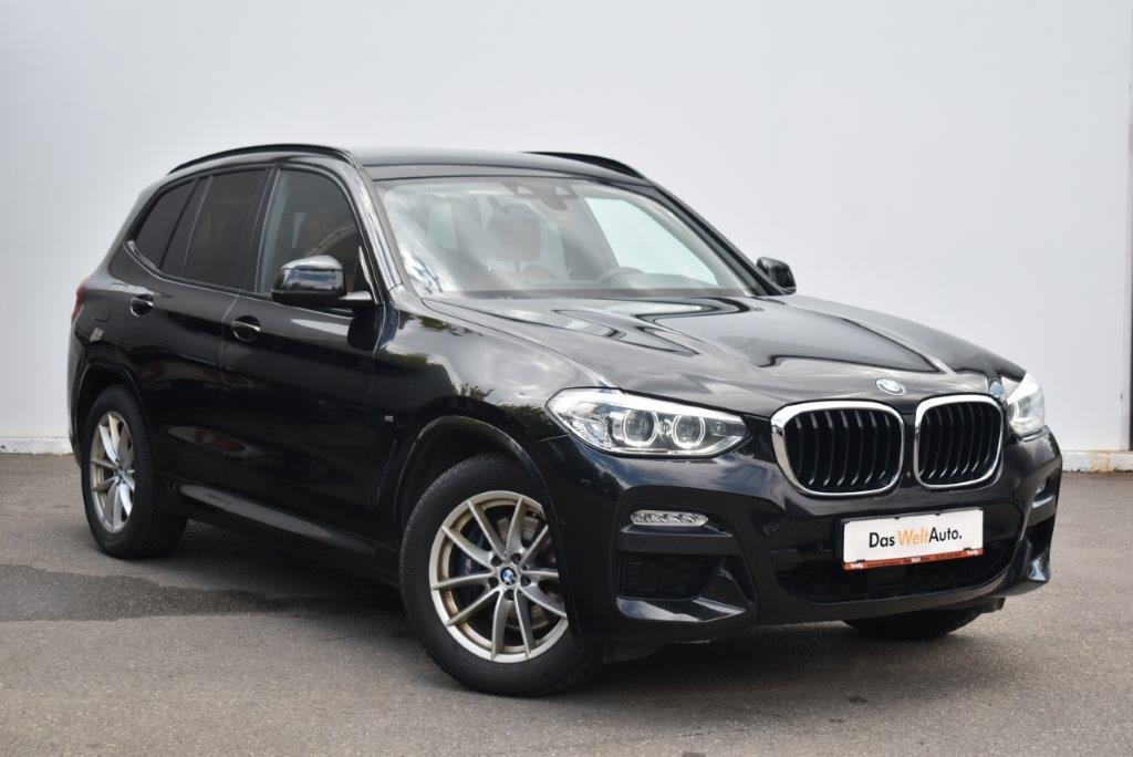 BMW X3 XDRIVE 3.0 D /265 CP
