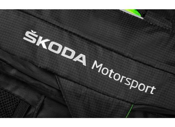 Ghiozdan Skoda Motorsport